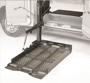 BraunAbility VanGater Wheelchair Lift