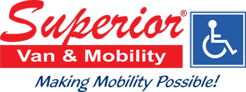 Superior Van and Mobility - Louisiana Logo