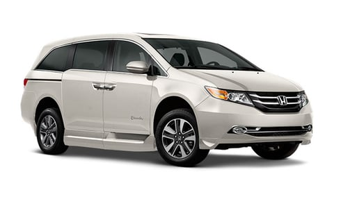 Honda Odyssey unAbility | Consumers Review Wheelchair Vans and ...