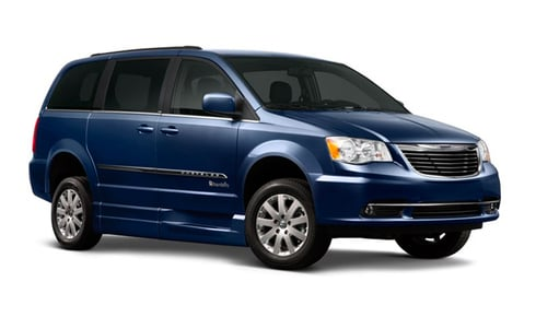 Chrysler Town and Country Braunability