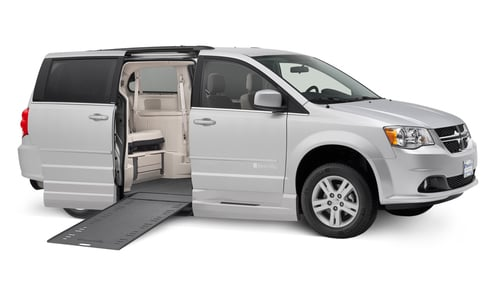 Dodge Grand Caravan Braunability