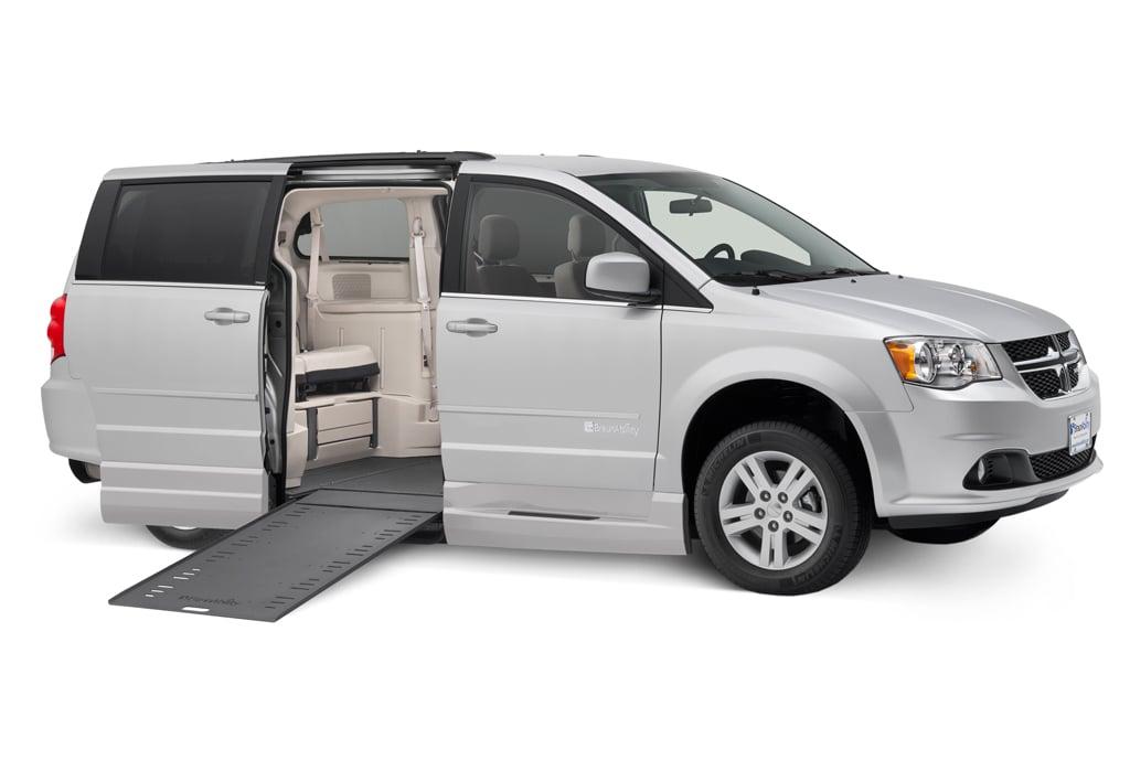 Dodge Grand Caravan Braunability Experts Review Wheelchair Vans