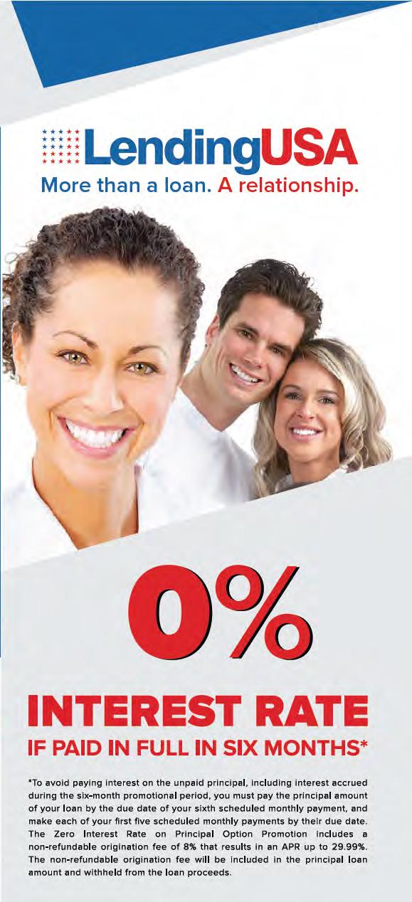 LendingUSA 0% Loan