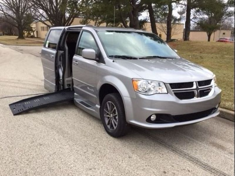 Used Wheelchair Van
