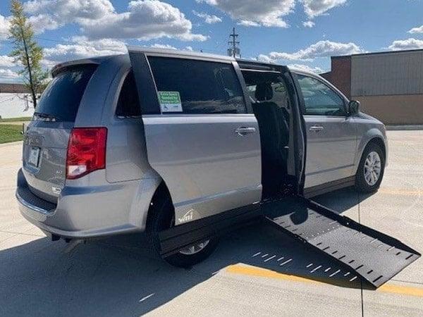 Used wheelchair vans sale